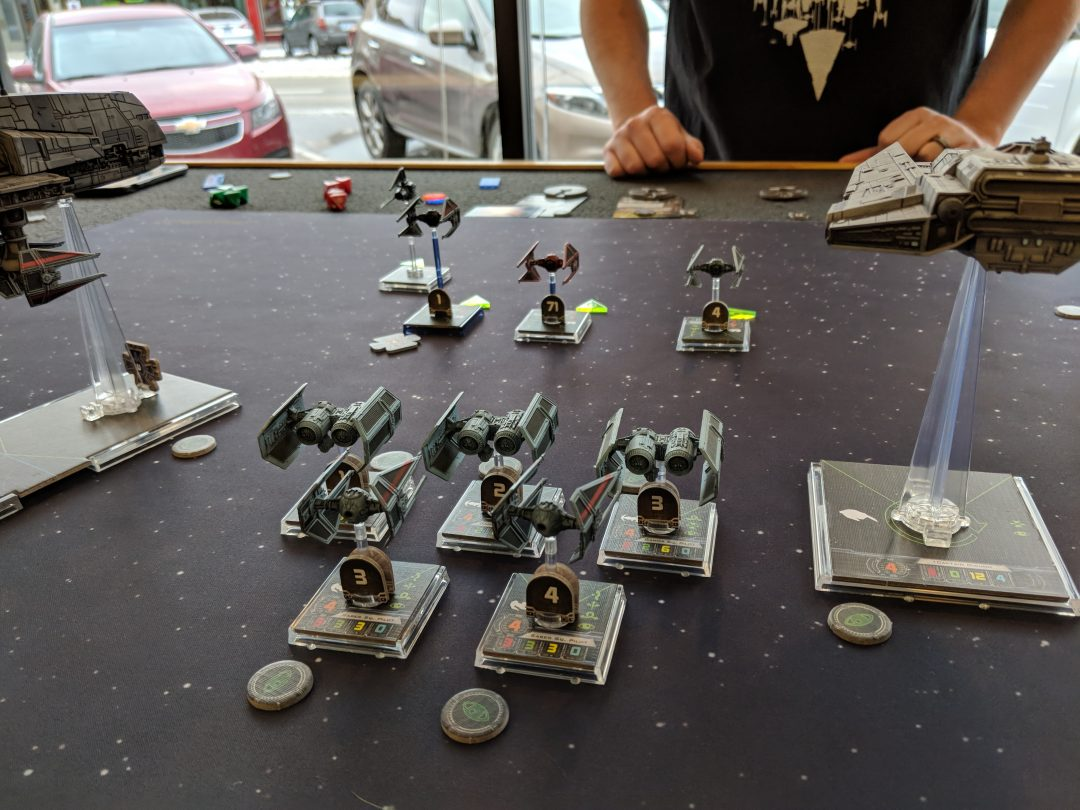 Why I Love Epic X-Wing –