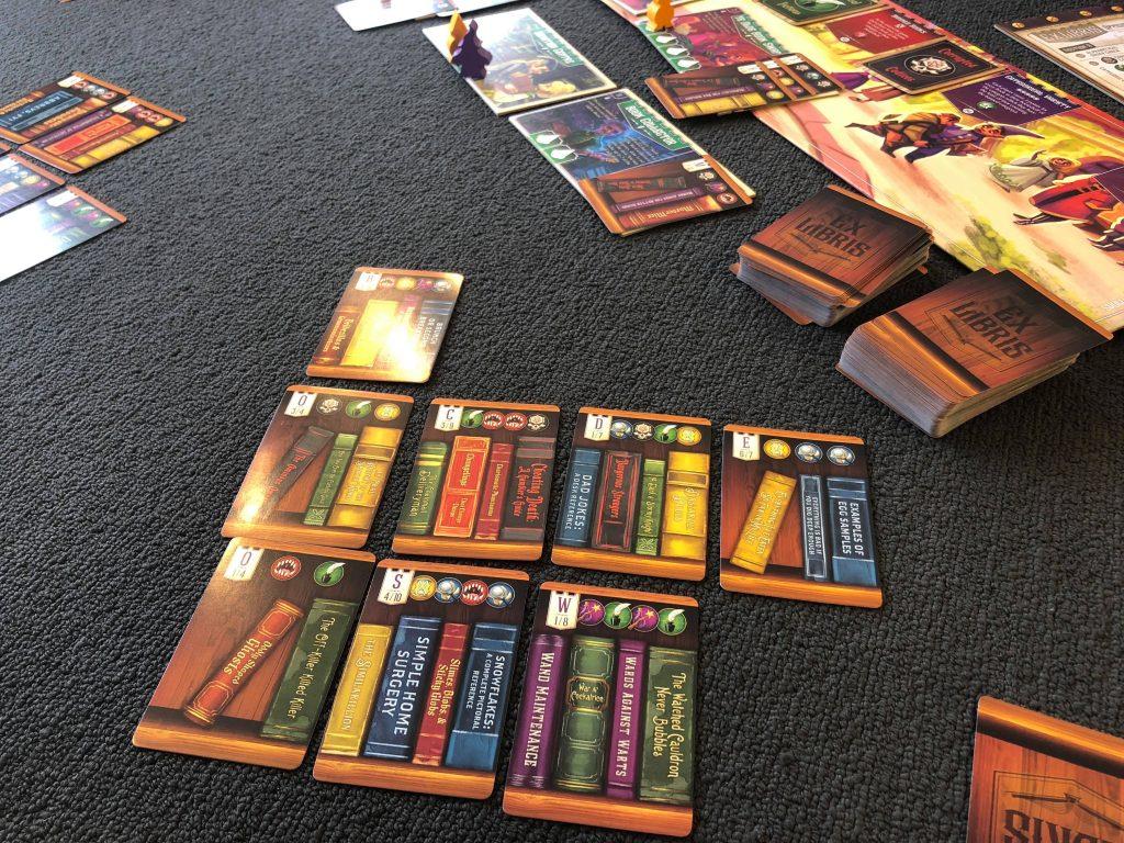 Board Games –